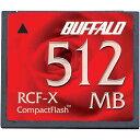バッファロー コンパクトフラッシュカード 512MB
