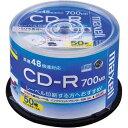 日立マクセル CD−R 700MB プリンタブル 50枚SP