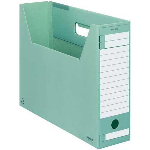 コクヨ ファイルボックス Dタイプ A4横 緑