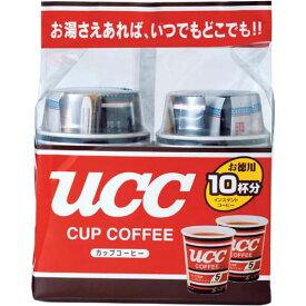 UCC カップコーヒー 10カップ入