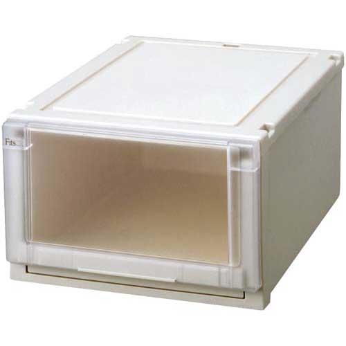 テンマ フィッツユニット4025 幅40×奥行55cm | 収納ボックス 収納ケース 衣装ケース 衣装ボックス 衣類ケース 衣類ボックス 衣類収納ボックス プラスチック 押入れ 引き出し フィッツケース カウモール カウネット