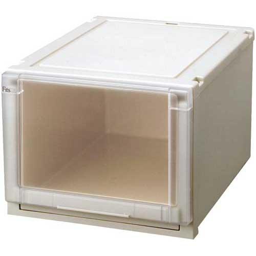 テンマ フィッツユニット4030 幅40×奥行55cm | 収納ボックス 収納ケース 衣装ケース 衣装ボックス 衣類ケース 衣類ボックス 衣類収納ボックス プラスチック 押入れ 引き出し フィッツケース カウモール カウネット