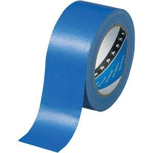寺岡製作所 カラー布テープ No.1535 青 1巻関連ワード【ガムテープ 梱包テープ 梱包用】