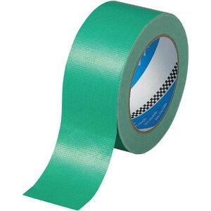 寺岡製作所 カラー布テープ No.1535 緑 1巻関連ワード【ガムテープ 梱包テープ 梱包用】