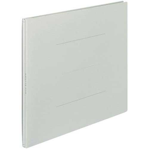 コクヨ ガバットファイル(紙製) B4横 灰