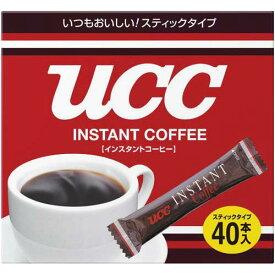 UCC インスタントコーヒースティック 40本入