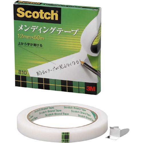 スリーエムジャパン メンディングテープ大巻 12mm×50m