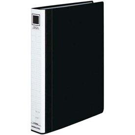 コクヨ チューブFエコツインR黒A4縦背幅45mm3冊