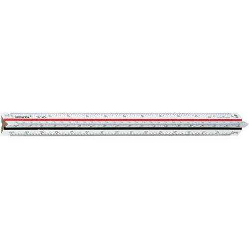 コクヨ 三角スケール竹芯 万能型 30cmJIS