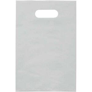 カウネット 高密度PE手提袋(SS)白 25枚入×40 | 手提げバッグ 手提げ 手提げ袋 手提げ紙袋 手提げバック ビニール袋 手提袋 ビニール ビニールバッグ ビニールバック カウモール