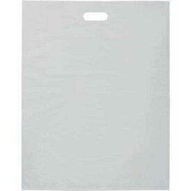 カウネット 高密度PE手提袋(L)白 25枚入 | 手提げバッグ 手提げ 手提げ袋 手提げ紙袋 手提げバック ビニール袋 手提袋 ビニール ビニールバッグ ビニールバック カウモール