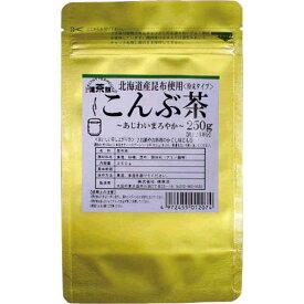 健茶館 こんぶ茶 250g