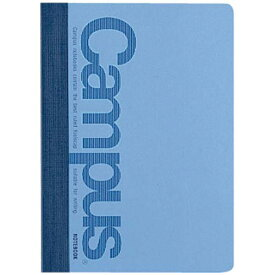 コクヨ キャンパスノートミニサイズB7 B罫30枚青10冊