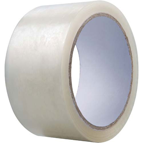 カウネット 透明PPテープ 軽梱包用 1巻【1ele】  梱包 梱包資材 テープ 引っ越し 引越し 梱包テープ 粘着テープ PPテープ 作業用品 生活雑貨 カウモール
