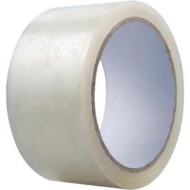 カウネット 透明PPテープ 軽梱包用 1巻 | 梱包 梱包資材 テープ 引っ越し 引越し 梱包テープ 粘着テープ PPテープ 作業用品 生活雑貨 カウモール