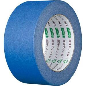 オカモト カラークラフトテープ 224WC 青 1巻関連ワード【ガムテープ 梱包テープ 梱包用】