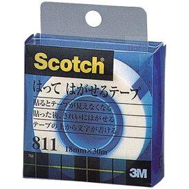 スリーエムジャパン スコッチ はってはがせるテープ小巻18mm×30m
