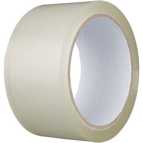 カウネット PPテープ 中梱包用 透明 5巻パック   梱包 梱包資材 テープ 引っ越し 引越し 梱包テープ 粘着テープ PPテープ 作業用品 生活雑貨 まとめ買い カウモール