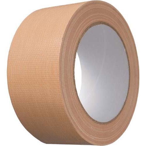 カウネット 布テープ 軽梱包用 30巻 | 梱包 梱包資材 テープ 引っ越し 引越し ガムテープ 布 梱包テープ 粘着テープ 作業用品 生活雑貨 まとめ買い カウモール