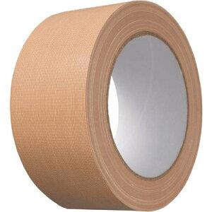 カウネット 布テープ 軽梱包用 1巻 | 梱包 梱包資材 テープ 引っ越し 引越し ガムテープ 布 梱包テープ 粘着テープ 作業用品 生活雑貨 カウモール