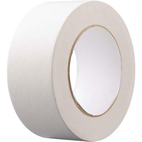 「カウコレ」プレミアム クラフトテープ 重ね貼り可 白 50巻 | 梱包 梱包資材 テープ 引っ越し 引越し 梱包テープ 粘着テープ 作業用品 生活雑貨 まとめ買い カウモール