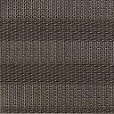 ヤマコー 洗える樹脂コースター 黒 5枚×5パック