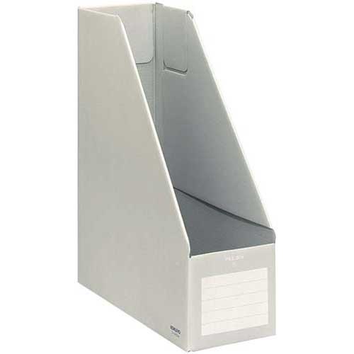 コクヨ ファイルボックスS A4縦 灰 5個