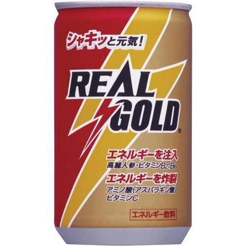 コカ・コーラ リアルゴールド 160ml 30缶