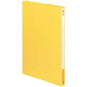 コクヨ ケースファイル 色厚板紙A4縦 黄