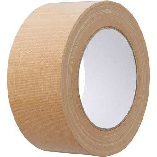 カウネット 布テープ 重梱包用 5巻 | 梱包 梱包資材 テープ 引っ越し 引越し ガムテープ 布 梱包テープ 粘着テープ 作業用品 生活雑貨 まとめ買い カウモール