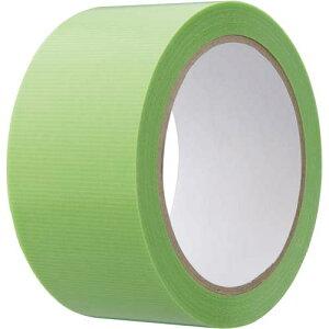 カウネット 養生テープ ライトグリーン 1巻関連ワード【ガムテープ 梱包テープ】
