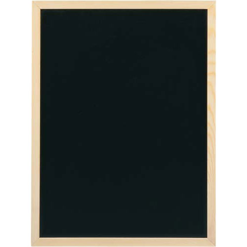 カウネット 両面黒板 ナチュラル 幅450高さ600 | ブラックボード ぶらっくぼーど 店舗用品 業務用 カフェ ディスプレイ ディスプレー メニュー メニューボード カウモール