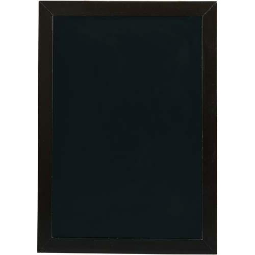 カウネット 両面黒板 ダークブラウン 幅250高さ350 | ブラックボード ぶらっくぼーど 店舗用品 業務用 カフェ ディスプレイ ディスプレー メニュー メニューボード カウモール
