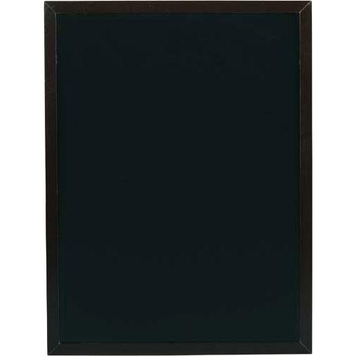 カウネット 両面黒板 ダークブラウン 幅450高さ600   ブラックボード ぶらっくぼーど 店舗用品 業務用 カフェ ディスプレイ ディスプレー メニュー メニューボード カウモール