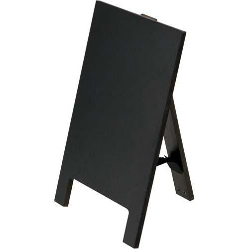 カウネット オリジナル卓上片面黒板 黒   ブラックボード ぶらっくぼーど 店舗用品 業務用 カフェ ディスプレイ ディスプレー メニュー メニューボード カウモール