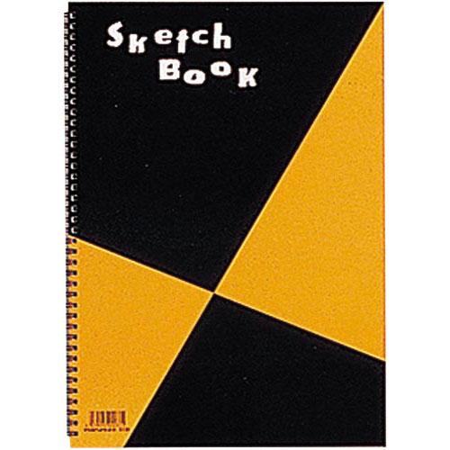 マルマン スケッチブック B4 画用紙 並口24枚10冊