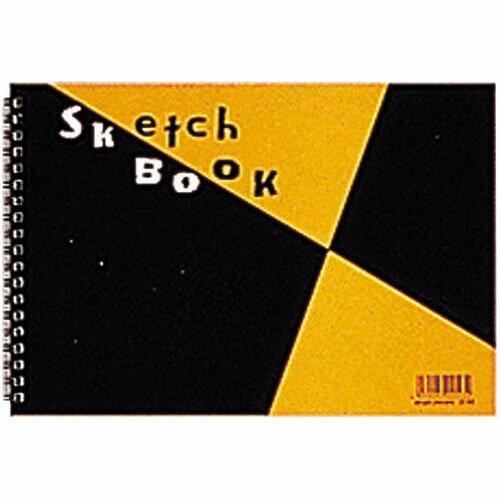 マルマン スケッチブック B5 画用紙 並口24枚10冊
