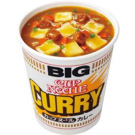 日清食品 カップヌードル ビッグ カレー 12個入