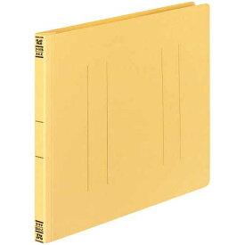 コクヨ フラットファイルV樹脂とじ具 A4横 黄 10冊