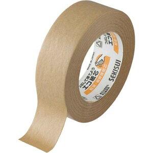 セキスイ クラフトテープ No.500 38mm 60巻関連ワード【ガムテープ 梱包テープ 梱包用】