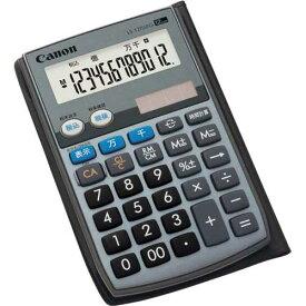 キヤノン 電卓 手帳型 LS−12TU2G
