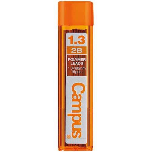 コクヨ 鉛筆シャープ用替芯1.3mm2B 16本入