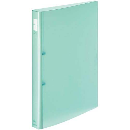 コクヨ ポップリングファイル緑A4縦背幅31mm