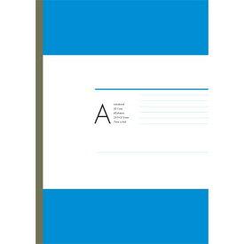 カウネット オリジナルノート A4 A罫 40枚 10冊
