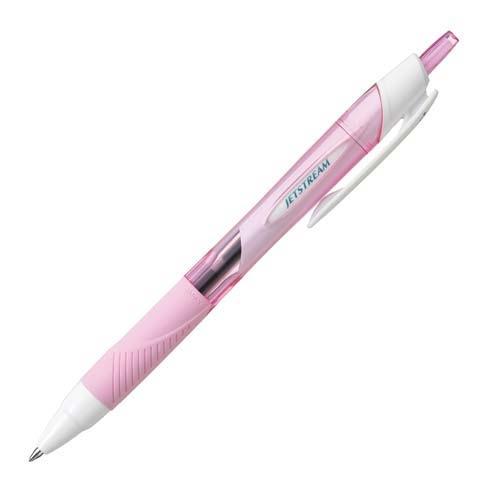 三菱鉛筆 油性ボールペン ジェットストリーム0.5mm 桃軸