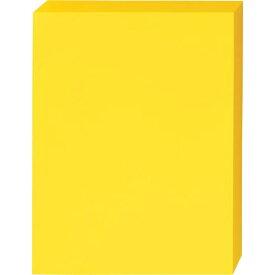 カウネット カラー用紙(厚口)厚口90g A4 ポップ黄 1箱関連ワード【コピー用紙 印刷用紙 プリンター用紙】