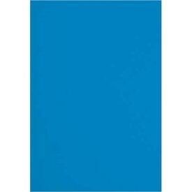 カウネット 色画用紙 八つ切 青 1セット(10枚×3入)