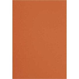 カウネット 色画用紙 四つ切 茶 1セット(5枚×20入)
