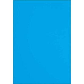 カウネット 色画用紙 四つ切 薄青 1セット(5枚×20入)