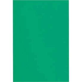 カウネット 色画用紙 八つ切 緑 1セット(10枚×10入)